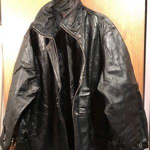 Vintage G iii (G3) Leather Bomber Jacket
